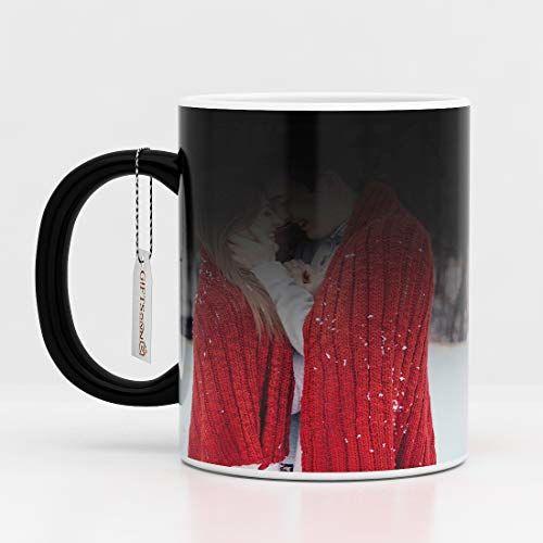 Giftsonn Lovely Personalized Black Magic -Photo Mug Personalized Mug