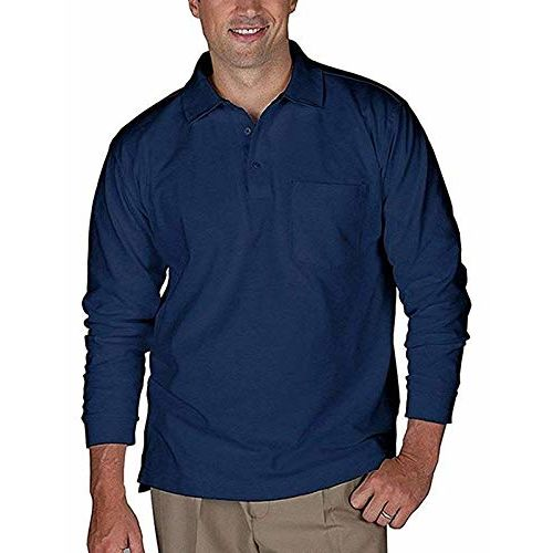 Romano Full Sleeve Polo T-Shirt with Pocket in 11 Colors