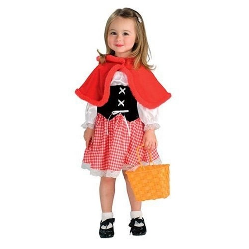 Rubie's Red Toddler Costume