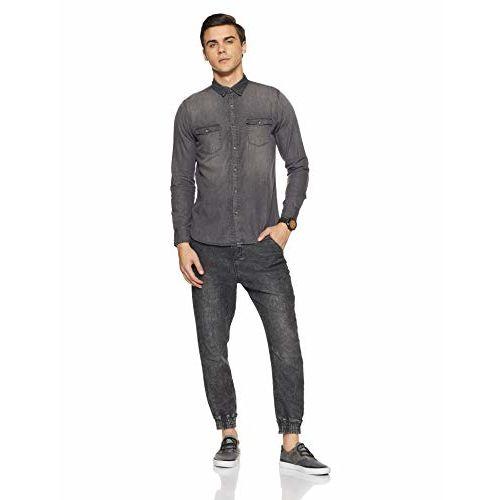 Amazon Brand - Symbol Men's Casual Shirt
