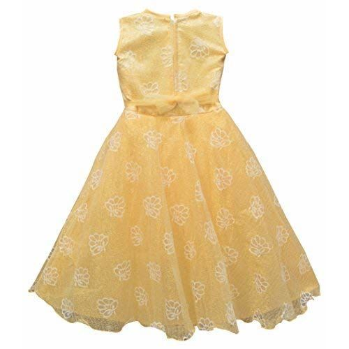 Twinkle Star Baby Girls Fairy Frock Dresses for Birthday Party & Festivals Wear