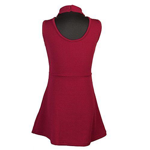 ADDYVERO Cotton a-line Dress