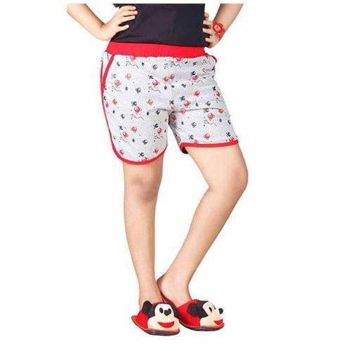 Fashion Trend Trend Look Girls Cotton Cycling Shorts/Sports & Casual Shorts for Regular use & Night Shorts Pure Soft & Stretchable(Lycra) Fabric Shorts for 1-16