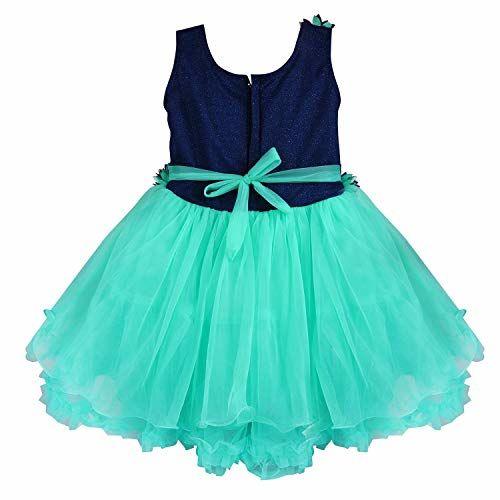 Wish Karo Party wear Baby Girls Frock Dress DN1005