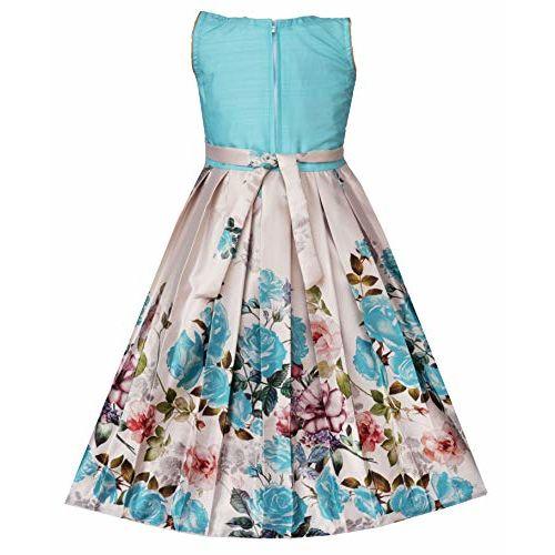 My Lil Princess Baby Girls Birthday Frock Dress_Digital Garden_3-10 Years