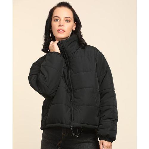 Forever 21 Full Sleeve Solid Women Jacket