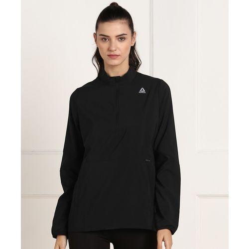 REEBOK Full Sleeve Solid Women Jacket