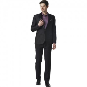 Park Avenue Mens Formal Suit Solid Men Suit
