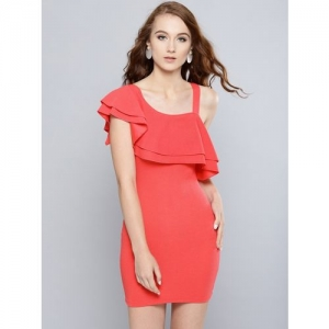 Veni Vidi Vici Women Bodycon Pink Dress