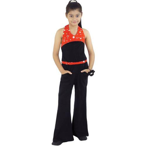 Naughty Ninos Solid Girls Jumpsuit