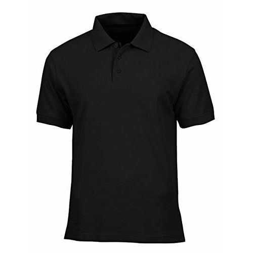 UMAGRI All Season Classic Polo T Shirts for Men with Collar 2-Block Regular Fit Half Sleeve T-Shirt (Maroon)