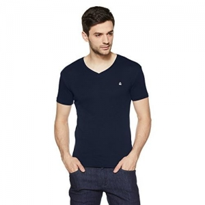 United Colors of Benetton Solid Regular Fit T-Shirt