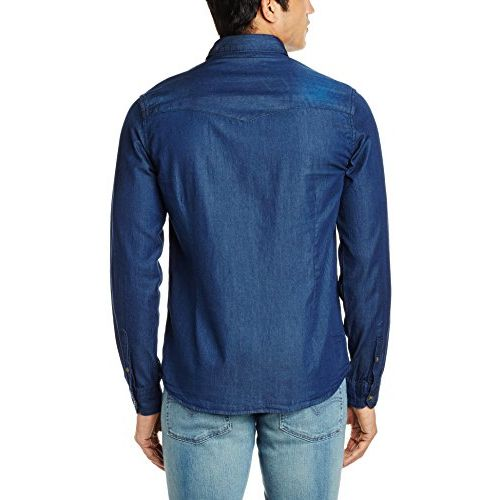 Highlander Men's Denim Shirt