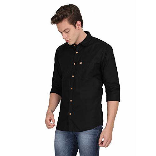 VERSATYL Men's Slim fit Casual Shirt