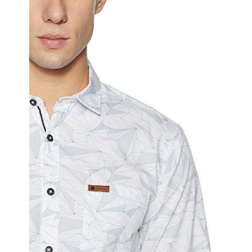 Amazon Brand - Symbol Men's Regular Fit Full Sleeve Cotton Casual Shirt