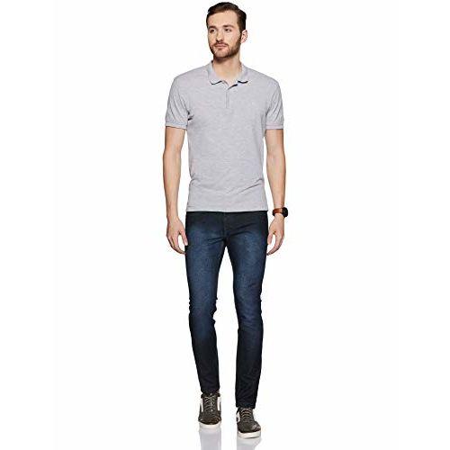 Newport University Men's Slim Fit Jeans