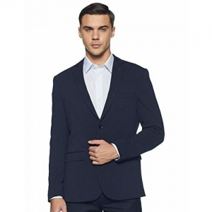 Arrow Men's Notch Lapel Blazer