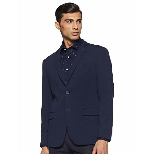 Arrow Men's Notch Lapel Slim fit Blazer