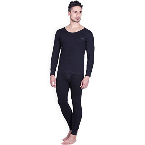 Lux Inferno Mens Cotton Thermal Set