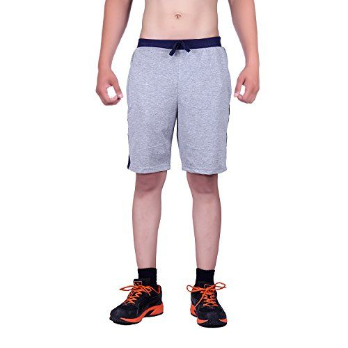 DFH Men's Relaxed Fit Shorts