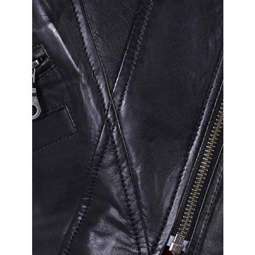 THEO & ASH Women Metal Studded Jacket