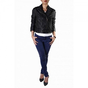 THEO & ASH Women Biker Jacket