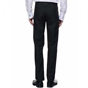 zoopME Men's Formal Slim Fit Trousers