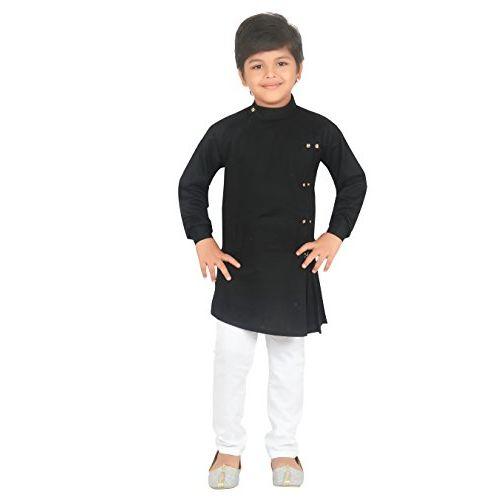 Ahhaaaa Kids Indian Ethnic Collection Kurta and Pyjama Set for Boys_421