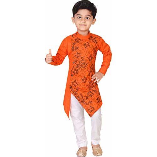 Kashvi boys kurta pyjama Cotton Latest model