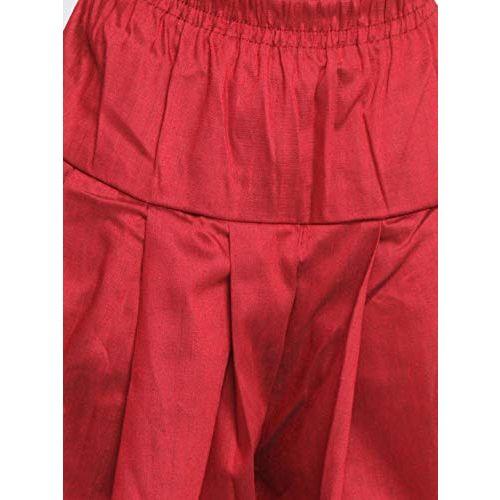 JBN Creation Boys' Straight Regular Fit Kurta Pyjama