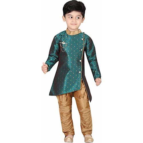 Kashvi Boys and Festival occasion Latest kurta pyjama set