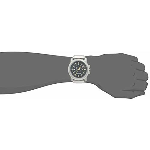 Fastrack NG3039SM02C Silver Stainless Steel Analog Dial Watch