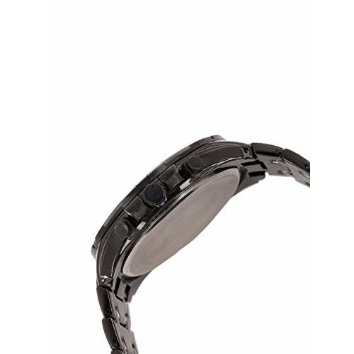 CURREN Analog Black Dial Men's Watch-CUR007