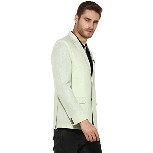 hangup Men's Notch Lapel Regular fit Blazer