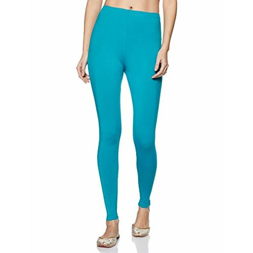 Lux Lyra Ankle Length Leggings, Multiple colours - Dhanari Exclusive Offer
