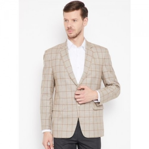 Shaftesbury London Checkered Single Breasted Blazer