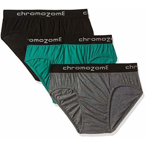 Chromozome Mens Brief ( PO3) Men's Plain Brief