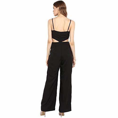 Spotstyl Women'S Black Jumpsuits