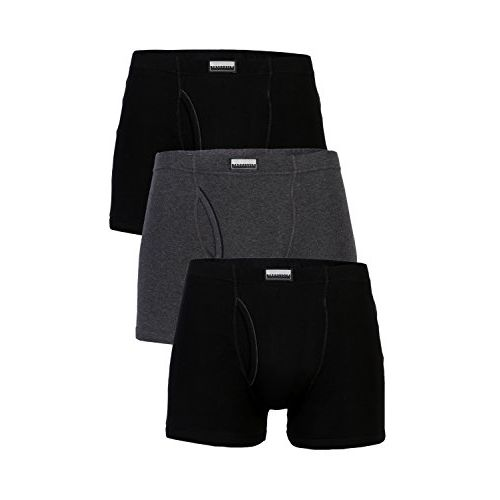 Van Heusen Men's Cotton Trunks (Pack of 3)