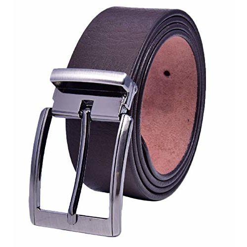 KAEZRI  Mens/Gents/Boys  Genuine Original Leather Belt   Formal/Casual   Black/Brown/Tan Colour   28 to 44 Sizes   2 Year Warranty