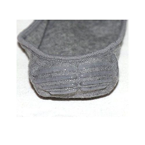 Tex Homz (Pack of 6) Premium Mercerised Anti Slip Cotton Loafers No show Socks For Men, Women, Boys & Girls , Anti-slip silicone Technology   Unisex Cotton