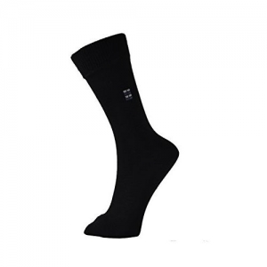 hicode mens premium full length socks mid calf length socks formal socks office socks pack of 10