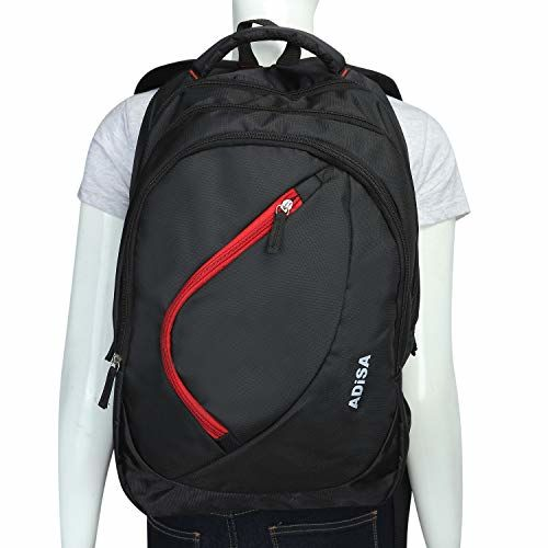 ADISA BP010 Light Weight 35 Ltrs Casual Backpack