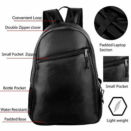 ADISA BP005 Light Weight 32 Ltrs Casual Laptop Backpack