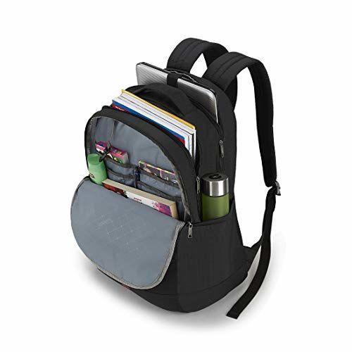 American Tourister Spin 29 Ltrs Black Laptop Backpack (FS0 (0) 09 002)