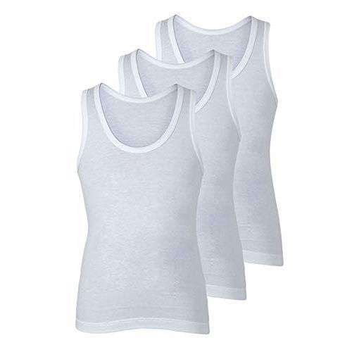 BODYCARE Boy's Vest - Pack of 3
