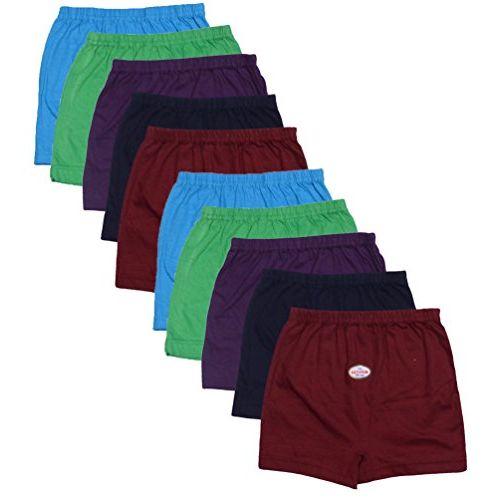Esteem Boys Cotton Drawer Innerwear Briefs (Pack of 10)