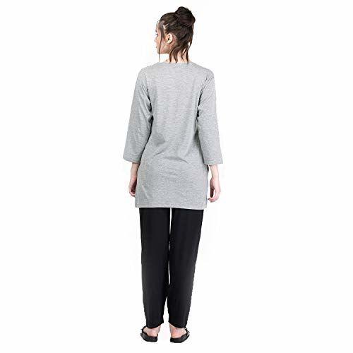 Duchess Cotton Long Length Night Suit Set
