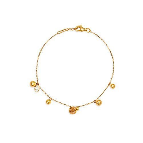 Mia by Tanishq 14KT Yellow Gold Bracelet for Women