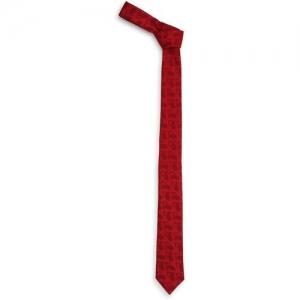 Van Heusen Self Design Tie